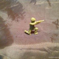 Figuras de Goma y PVC: SOLDADO AMERICANO DUNKIN AÑOS 60 ORIGINAL. Lote 56527695