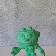 Figuras de Goma y PVC: ANTIGUA GOMA DE BORRAR ASTROSNIKS SNIK PITUFOS. Lote 56537225