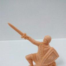 Figuras de Goma y PVC: FIGURA SERIE RICARDO CORAZON DE LEON . REAMSA . MONOCOLOR. Lote 56541651