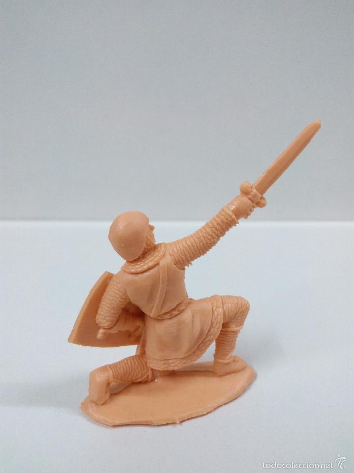 Figuras de Goma y PVC: FIGURA SERIE RICARDO CORAZON DE LEON . REAMSA . MONOCOLOR - Foto 2 - 56541651