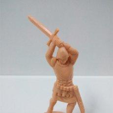 Figuras de Goma y PVC: FIGURA SERIE RICARDO CORAZON DE LEON . REAMSA . MONOCOLOR. Lote 56572543