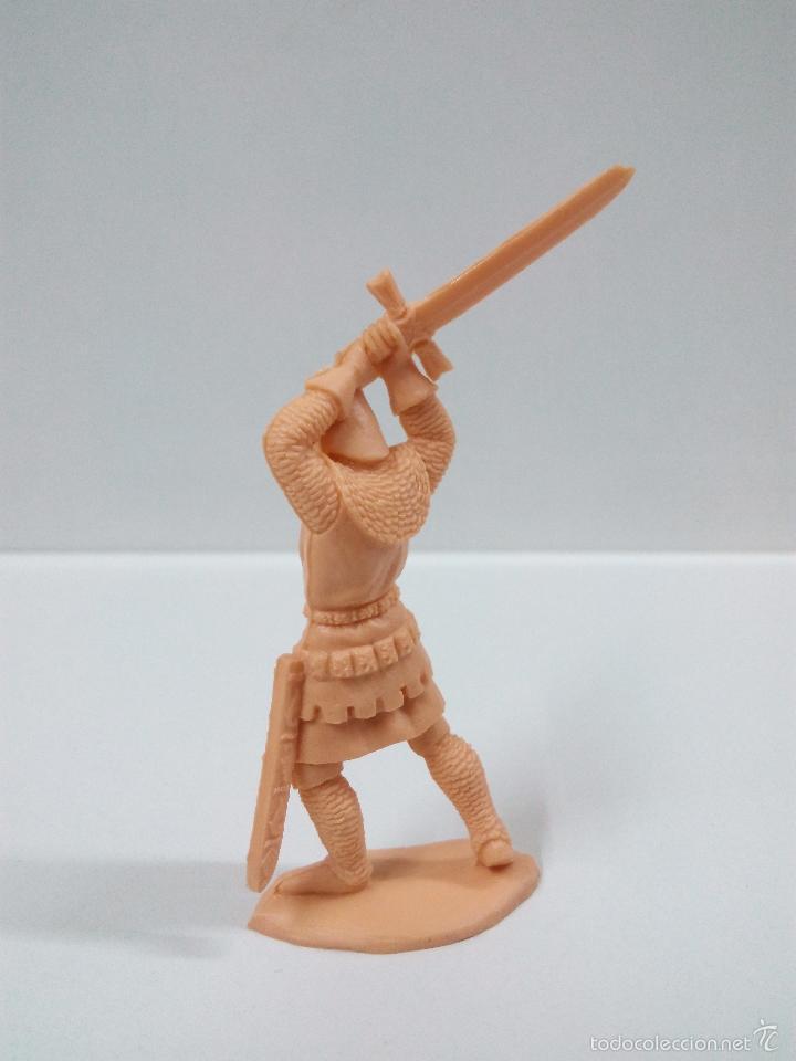 Figuras de Goma y PVC: FIGURA SERIE RICARDO CORAZON DE LEON . REAMSA . MONOCOLOR - Foto 2 - 56572543