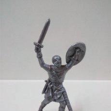 Figuras de Goma y PVC: FIGURA SERIE RICARDO CORAZON DE LEON . REAMSA . MONOCOLOR. Lote 56572825