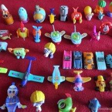 Figuras Kinder: 40 FIGURAS KINDER 2 REPETIDAS. Lote 56573792