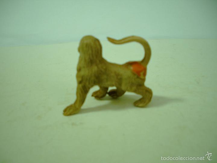 Figuras de Goma y PVC: FIGURA EN GOMA MONO SERIE FIERAS DE PECH - Foto 2 - 56587832