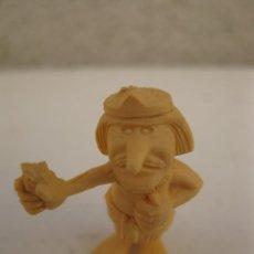 Figuras de Goma y PVC: CAPATAZ EGIPCIO - FIGURA PROMOCIONAL DE PLÁSTICO - ASTÉRIX - DUNKIN - AÑOS 70.. Lote 56632303