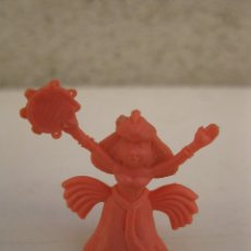 Figuras de Goma y PVC: DANZARINA - FIGURA PROMOCIONAL DE PLÁSTICO - ASTÉRIX - DUNKIN - AÑOS 70.. Lote 56632383