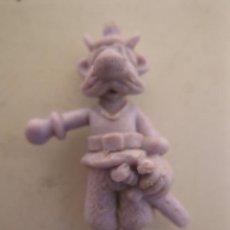 Figuras de Goma y PVC: BUENTORAX - FIGURA PROMOCIONAL DE PLÁSTICO - ASTÉRIX - DUNKIN - AÑOS 70.. Lote 56632519
