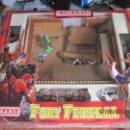 Figuras de Goma y PVC: COMANSI- FUERTE FORT FEDERAL -TAMAÑO GRANDE-AÑOS 90 COMPLETO. Lote 56651809