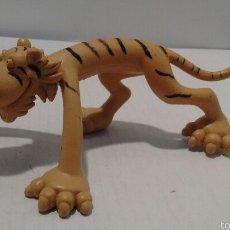 Figuras de Goma y PVC: CURIOSA FIGURA DE GOMA. TIGER.. Lote 56661376