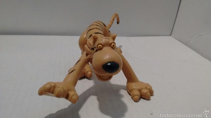 Figuras de Goma y PVC: Curiosa Figura de Goma. Tiger. - Foto 2 - 56661376