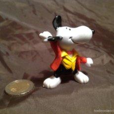 Figuras de Goma y PVC: FIGURA PVC SNOOPY DISCO DANCE. Lote 56662747
