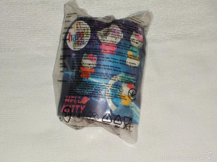Figuras de Goma y PVC: Juguete Happy Meal colección Hello Kitty - Foto 2 - 56669643