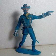 Figuras de Goma y PVC: SEPTIMO DE CABALLERIA - COMANSI. Lote 56696483