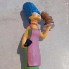 Figuras de Goma y PVC: MARGE, DE LOS SIMPSON. Lote 56697966