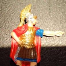 Figuras de Goma y PVC: SOLDADO ROMANO CENTURION,GOMA,REAMSA AÑOS 50-60,PERFECTO ESTADO. Lote 56724922