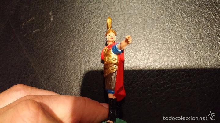 Figuras de Goma y PVC: SOLDADO ROMANO CENTURION,GOMA,REAMSA AÑOS 50-60,PERFECTO ESTADO - Foto 2 - 56724922