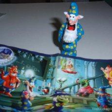 Figuras Kinder: FIGURITA HUEVO KINDER FERRERO MAGIC LESSONS - MAGO. Lote 295752308