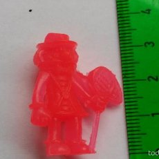 Figuras de Goma y PVC: FIGURA DUNKIN CARPANTA . Lote 56924909