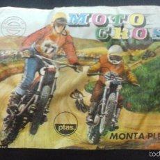 Figuras de Goma y PVC: MONTAPLEX 225 MOTO CROS (SERIE 200). Lote 263754700
