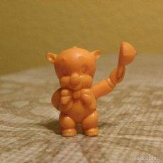 Figuras de Borracha e PVC: DUNKIN FIGURA PLASTICO AÑOS 70/80. Lote 56947043