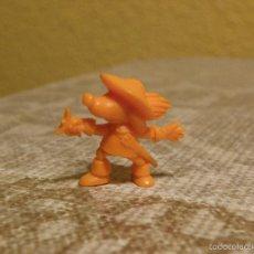 Figuras de Goma y PVC: DARTACAN PHOSKITOS DUNKIN FIGURA PLASTICO AÑOS 90. Lote 56947874