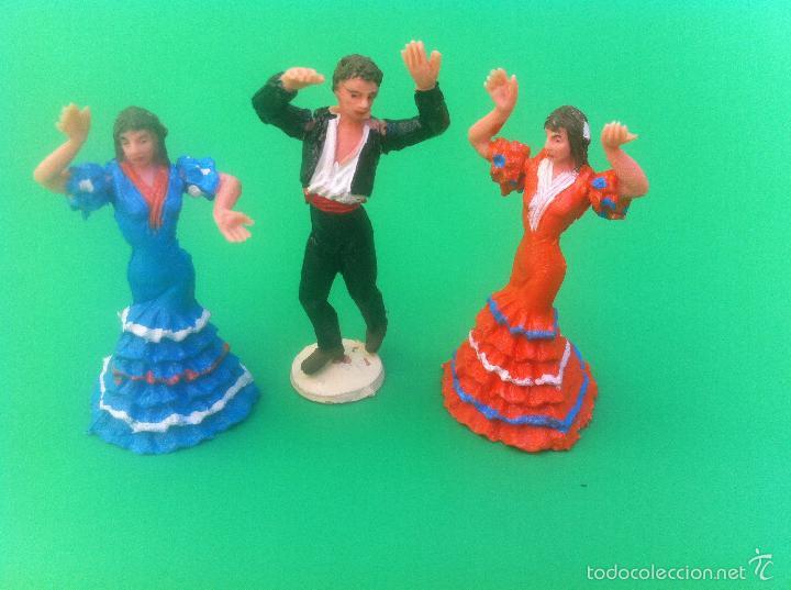 JECSAN CUADRO FLAMENCO (Juguetes - Figuras de Goma y Pvc - Jecsan)