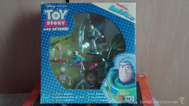 Figuras Pvc Toy Story Serie La Habitacion De Si Verkauft Durch