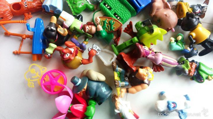 Figuras Kinder: LOTE FIGURAS KINDER - Foto 3 - 57016917