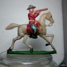 Figuras de Goma y PVC: POLICIA MONTADA - CAPELL. Lote 57046767