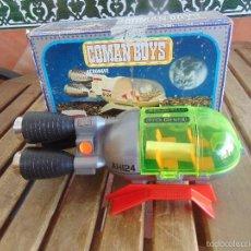 Figuras de Goma y PVC: COMAN BOYS COMANDOS DEL ESPACIO MODULO ESPACIA EN CAJA DE COMANSI. Lote 57048159