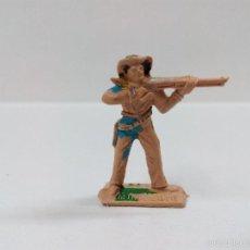 Figuras de Goma y PVC: SOLDADO FEDERAL . MINI OESTE . COMANSI. Lote 57113643
