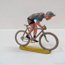 Figuras de Goma y PVC: CICLISTA . VUELTA CICLISTA . SOTORRES. Lote 57119553