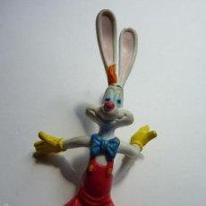 Figuras de Goma y PVC: FIGURA DE ROGER RABBIT. BULLY. Lote 57124977