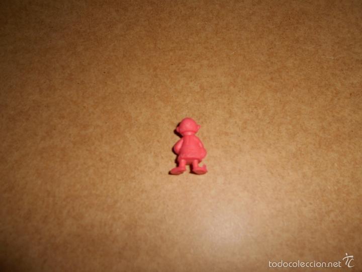 Figuras de Goma y PVC: FIGURA DUNKIN PREMIUM ASTERIX OBELIX EGIPCIO ROSA - Foto 2 - 57187241