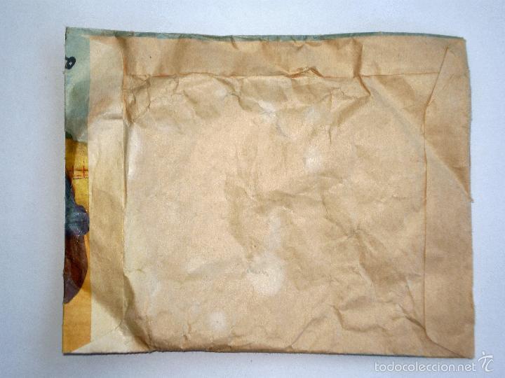 Figuras de Goma y PVC: SOBRE MONTAPLEX Nº 235 ESCLAVOS NEGROS - VACIO - RAREZA - TRASERA EN BLANCO Y SIN NÚMERO - Foto 2 - 57227675