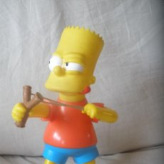 Figuras de Goma y PVC: BURT SIMPSON BOTE DE COLONIA INFANTIL.MATT GROENING.2005.FOX. . Lote 57262050