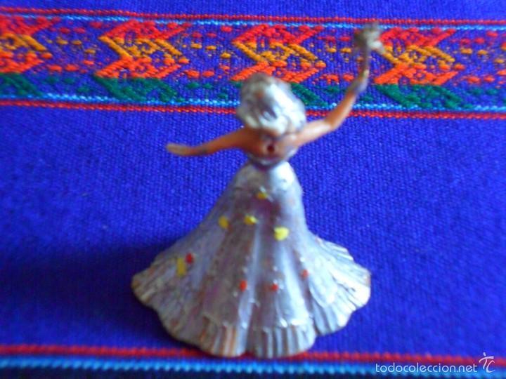 Figuras de Goma y PVC: HADA AZUCENA. ESTEREOPLAST 1958. MUY BUEN ESTADO Y MUY DIFÍCIL!!!! - Foto 2 - 57303455