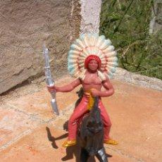 Figuras de Goma y PVC: FIGURA JECSAN. Lote 57314739