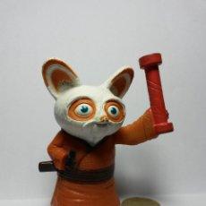 Figurines en Caoutchouc et PVC: Y-003- JUGUETE DE CUERDA. KUNG FU PANDA. MAESTRO SHIFU. TM & © DWA.. Lote 57325293