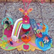Figuras de Goma y PVC: MY LITTLE PONY PARQUE DE ATRACCIONES. Lote 57325328