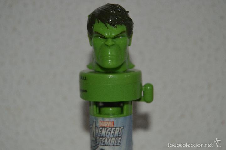 Dispensador Pez: dispensadores de caramelos pez dispensador caramelo hulk marvel - Foto 2 - 57358391