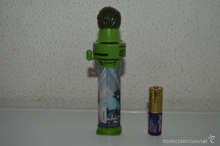 Dispensador Pez: dispensadores de caramelos pez dispensador caramelo hulk marvel - Foto 4 - 57358391