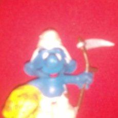 Figuras de Goma y PVC: PITUFO SMURF PVC. Lote 72024061