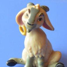 Figuras de Goma y PVC: CABRA - DISNEY - EL JOROBADO DE NOTRE DAME - BULLYLAND. Lote 57368544