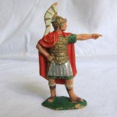 Figuras de Goma y PVC: FIGURA DE ROMANO DE PLÁSTICO LEGIÓN REAMSA. Lote 57397792