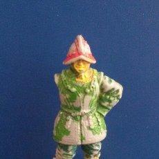 Figuras de Goma y PVC: FIGURA PLASTICO - SOLDADO MEDIEVAL. Lote 57407377