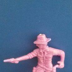 Figuras de Goma y PVC: FIGURA PLASTICO - PERSONAJE OESTE. Lote 57407874