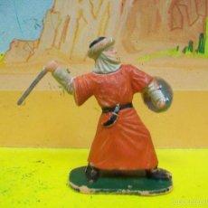 Figuras de Goma y PVC: FIGURA SARRACENO REAMSA - ARABE DE REAMSA MEDIEVAL REAMSA SARRAZENO DE REAMSA BEN YUSUF. Lote 57499852