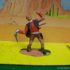 Figuras de Goma y PVC: FIGURA VAQUERO REAMSA - VAQUERO DE REAMSA. Lote 57499867